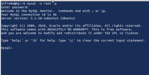 Installare MySQL e creare un nuovo database su Ubuntu