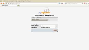 phpMyAdmin: creare un nuovo utente e un nuovo database